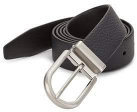 Giorgio Armani Textured Leather Belt