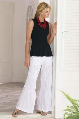 Soft Surroundings Terrace Pants