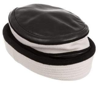 Hermes Chapeaux Motsch x Winter Hat