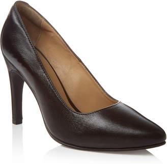 Long Tall Sally LTS Sophia Leather High Heel