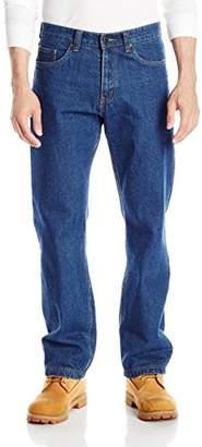 Smith's Workwear Men's 5 Pocket Unlined Jeans