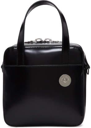 Kara Black Small Brick Bag