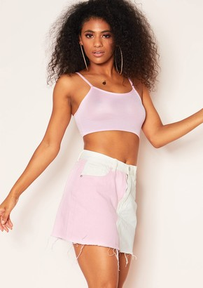 c3ac31c9f6208 Missy Empire Pink Sleeveless Tops For Women - ShopStyle UK