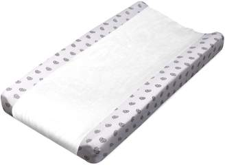Living Textiles The  Baby Cotton Change Pad Cover
