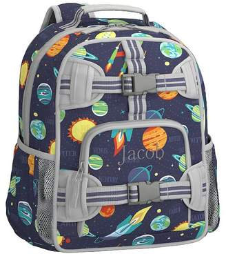Pottery Barn Kids Mackenzie Navy Solar System Backpacks