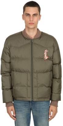 Gucci Ripstop Nylon Down Jacket