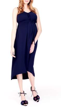 Ingrid & Isabel R) High/Low Maternity Dress