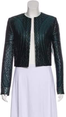 Mary Katrantzou Long Sleeve Tailored Jacket