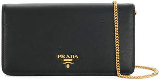 Prada chain purse