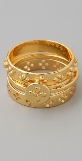 Gorjana Ashby Ring Set