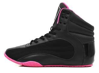 Ryderwear Raptors Ladies D-Maks Gym Shoes Black/Pink