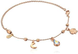 Alex and Ani Womens Oceanside Anklet