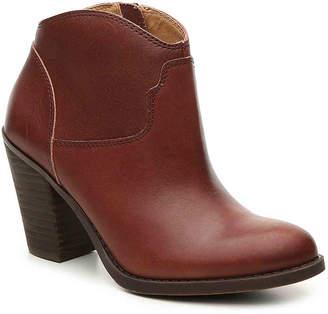 Lucky Brand Eller Western Bootie - Women's
