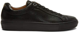 BOSS Black Snake Mirage Tennis Sneakers