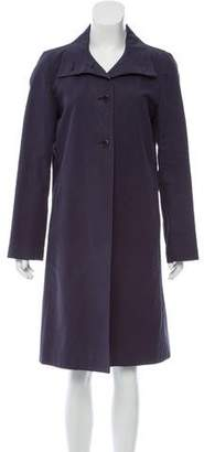 Marni Knee-Length Button-Up Coat