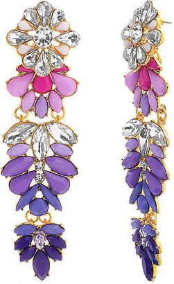 Steve Madden Casted Stone Drop Earrings - Women's