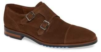 Lloyd Darrow Double Monk Strap Shoe