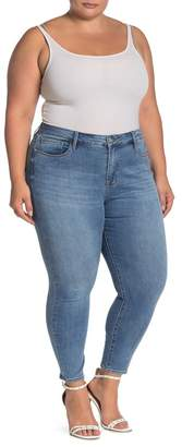 Sanctuary Fit Tech Social Skinny Jeans (Plus Size)