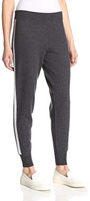Theory Women's Hillard Cashmere Striped Pant