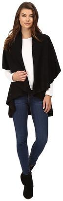 Christin Michaels Estele Soft Shawl Vest $72 thestylecure.com