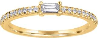 story. My Julia Diamond Ring - Yellow Gold