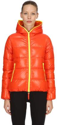 Duvetica Thia 5 Shiny Nylon Down Jacket
