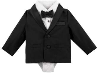 Andy & Evan Four-Piece Tuxedo Set