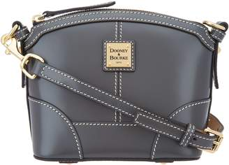 Dooney & Bourke Selleria Florentine Leather Crossbody
