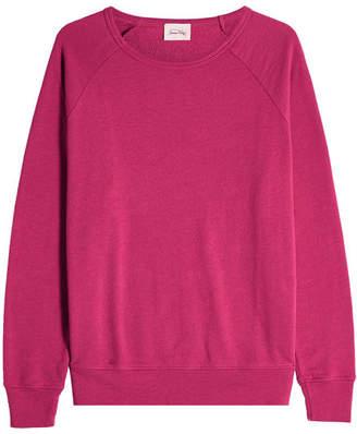 American Vintage Sweatshirt with Cotton
