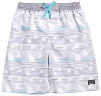 351d58805779f Big Boys Shark Swim Trunks