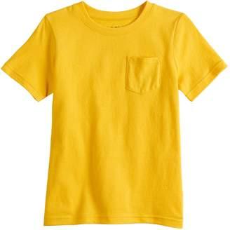 Boys 4-12 Jumping Beans Pocket Jersey Tee 8a27c5c84