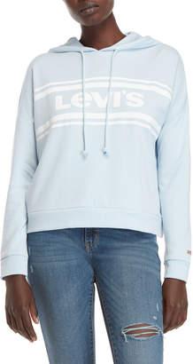 Levi's Stripe Logo Hoodie