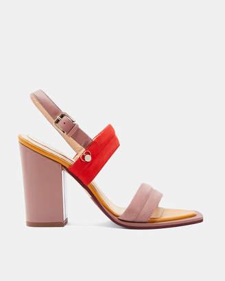 3c3ca879f903 Ted Baker Block Heel Women s Sandals - ShopStyle
