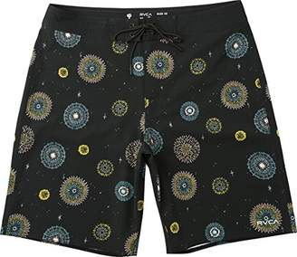 RVCA Men's Pelletier Trunk