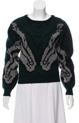 Altuzarra Wool & Cashmere-Blend Sweater