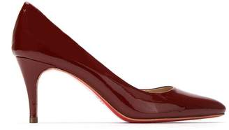 Zeferino patent leather pumps