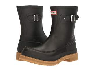 Hunter Moc Toe Short Rain Boots