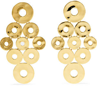 Ippolita Senso 18-karat Gold Earrings