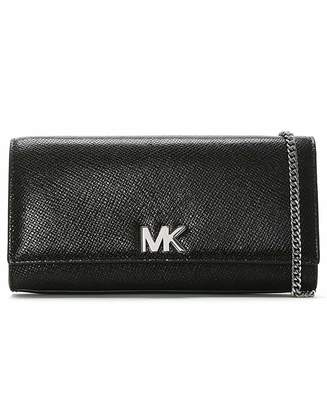 Michael Kors East West Leather Clutch
