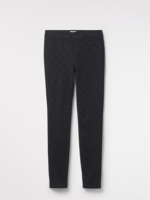 White Stuff Flock Spot Hazel Jegging