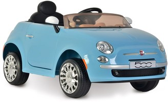 Kid Motorz 6V Fiat 500 Ride-On Vehicle