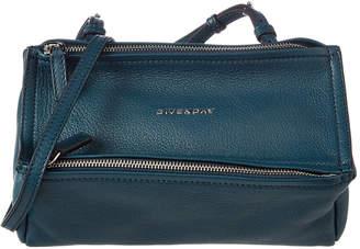 Givenchy Mini Pandora Leather Shoulder Bag