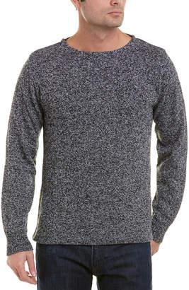 Save Khaki Crewneck Sweater