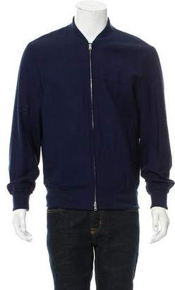 Marni Wool Bomber Jacket