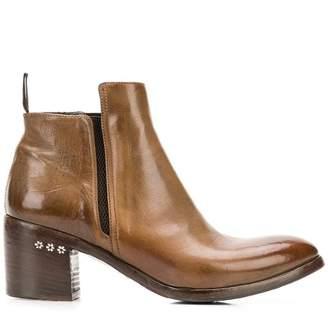 Alberto Fasciani Tessa ankle boots