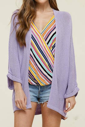 Staccato Light Weight Cardigan