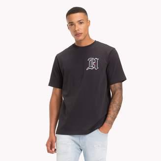 Tommy Hilfiger Oversized Lewis Hamilton Logo T-Shirt