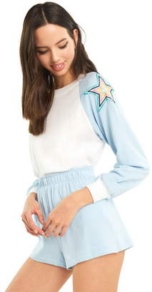 Wildfox Couture Starbright Junior Sweatshirt