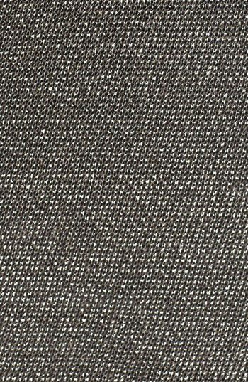 Leith Sheer Metallic Tunic Top