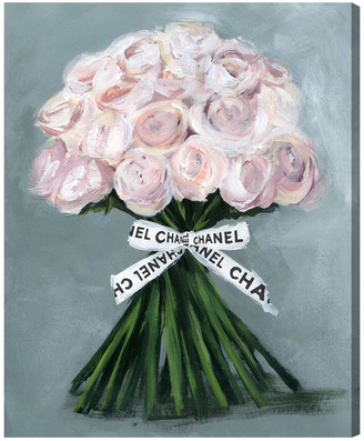 Oliver Gal The Perfect Bouquet Canvas Artby The Artist Co.